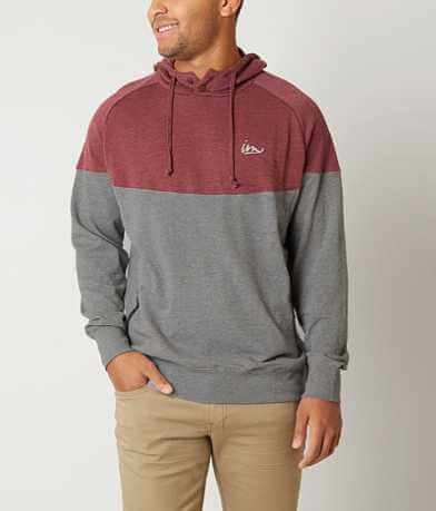 Imperial Motion Forecast Henley Sweatshirt