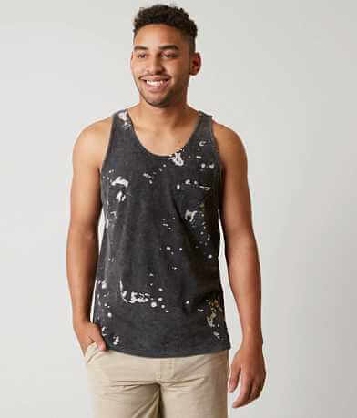 Imperial Motion Badge Acid Pocket Tank Top