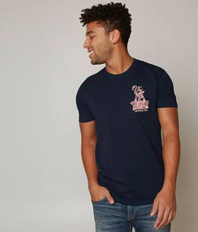 Imperial Motion Flamingo Island T-Shirt