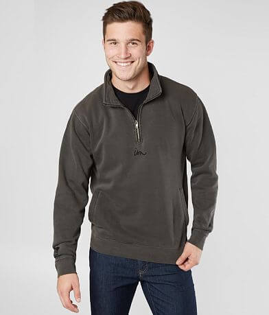 Imperial Motion Fields Quarter Zip Sweatshirt