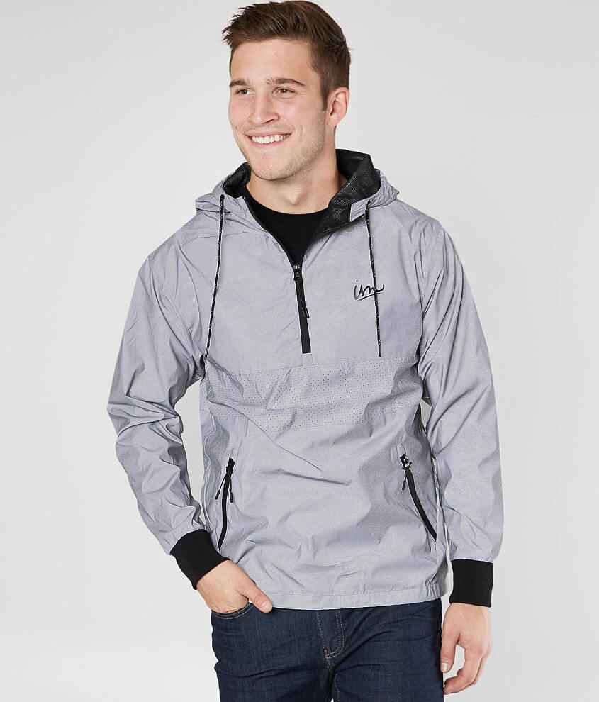 Imperial Motion Helix Reflective Hooded Jacket front view