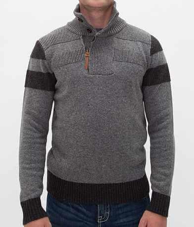 Projek Raw Striped Sweater