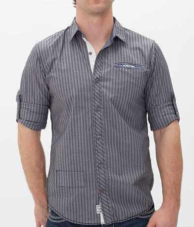 Projek Raw Striped Shirt