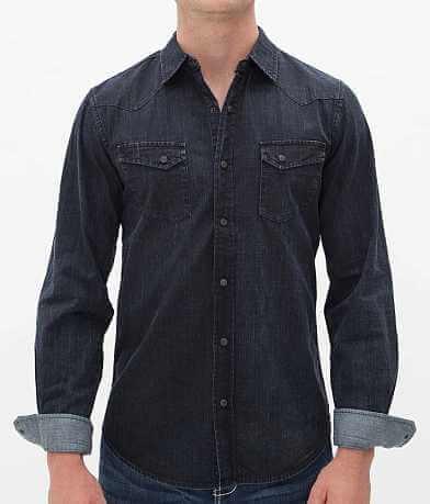 Projek Raw Coated Denim Shirt