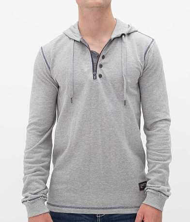 Projek Raw French Terry Henley Sweatshirt