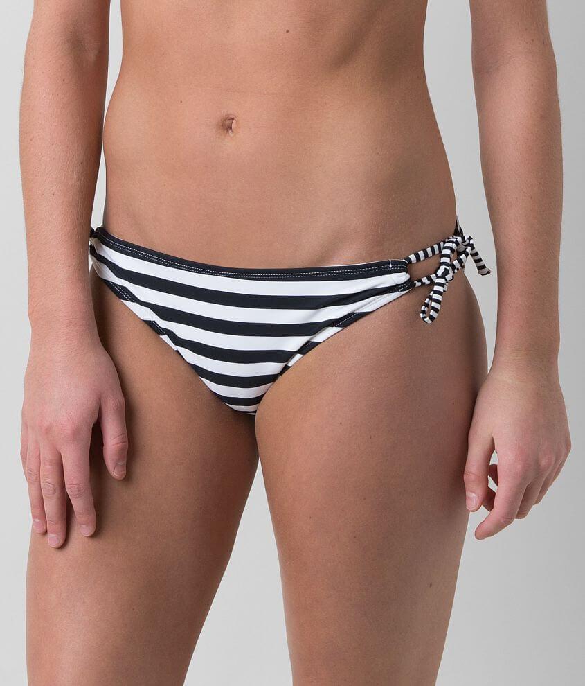 In Mocean Soho Stripe Swimwear Bottom front view