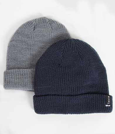 Tavik Two Pack Beanies