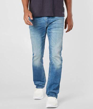 Buckle Black Nine Straight Stretch Jean