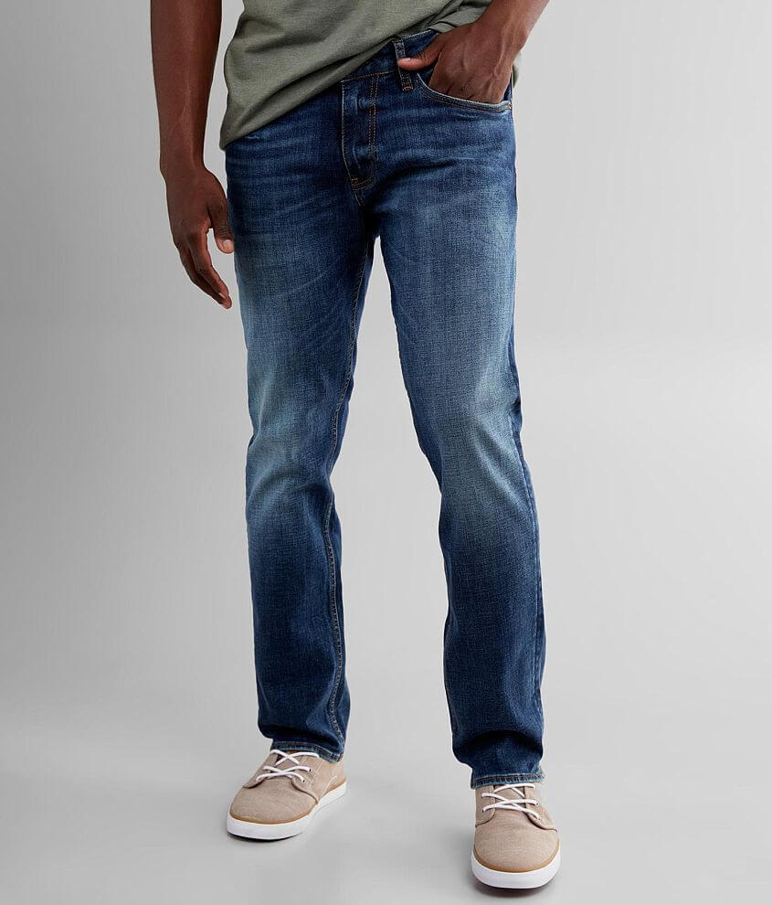 Outpost Makers Slim Straight Stretch Jean front view