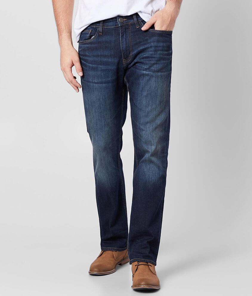 Outpost Makers Relaxed Straight Stretch Jean front view