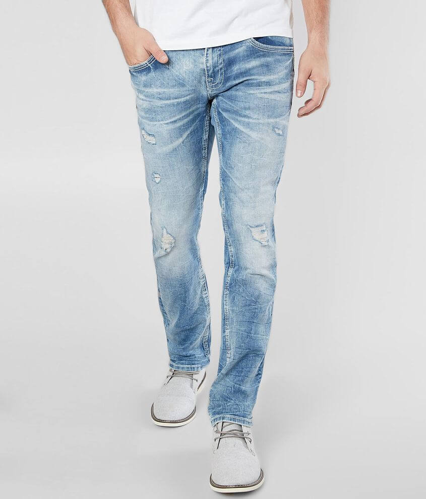 7d0568a622c Buckle Black Three Straight Stretch Jean - Men s Jeans in Nantes ...