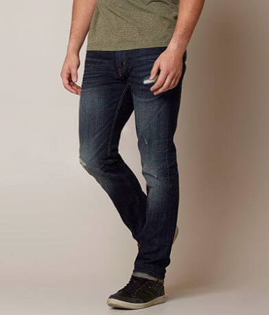 Stone Refinery Clyde Slim Straight Stretch Jean