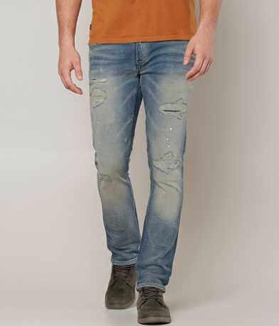 Stone Refinery Clyde Slim Straight Stretch Jean