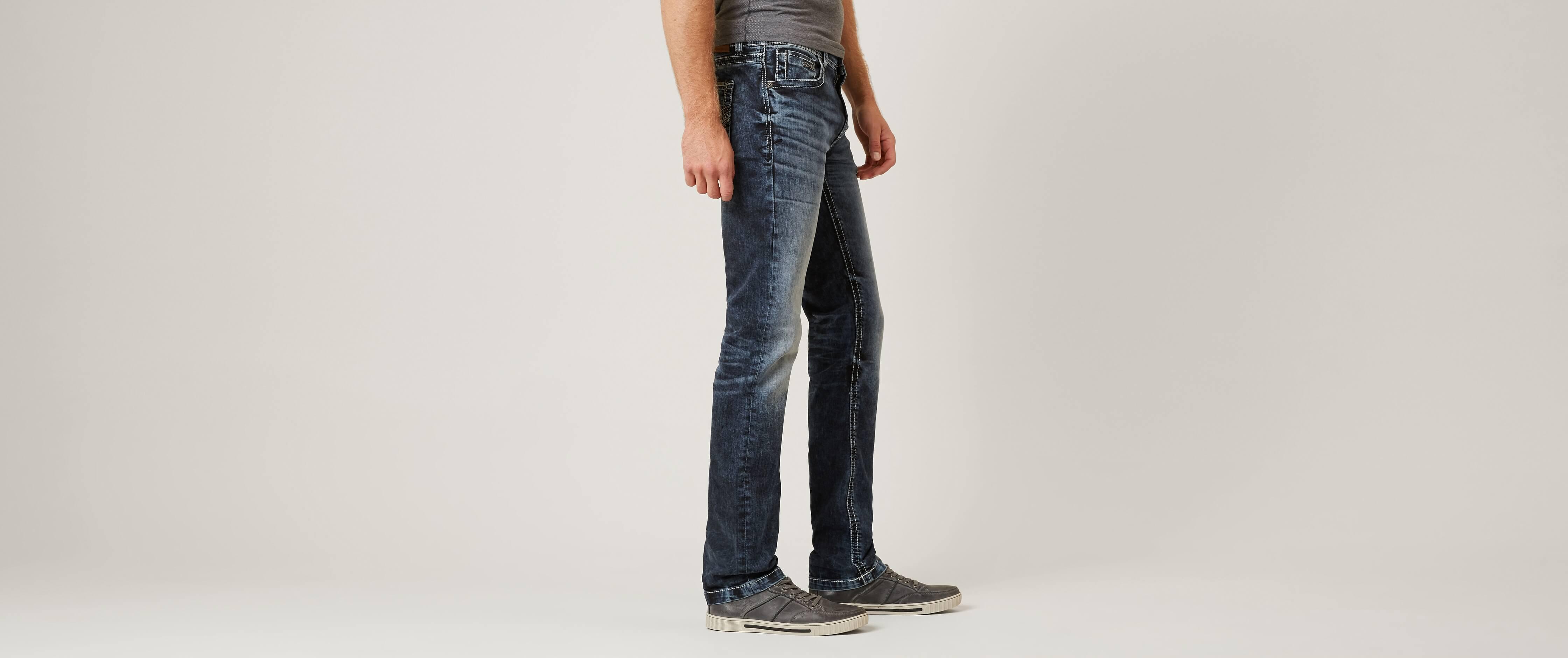 26143353ce6 Buckle Black Three Straight Stretch Jean  6XuXh0100197  -  30.99