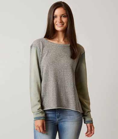 Talent & Truth Pieced Sweater