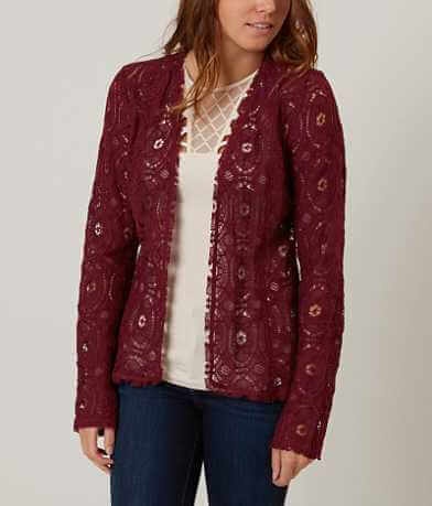 BKE Boutique Lace Jacket