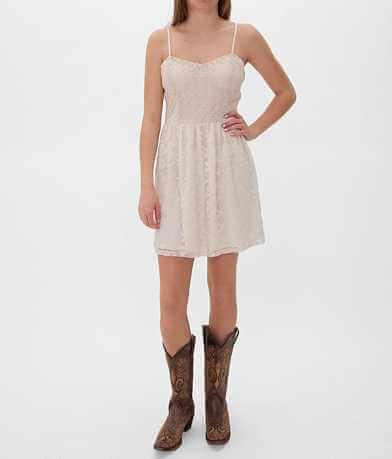 Pinky Babydoll Dress