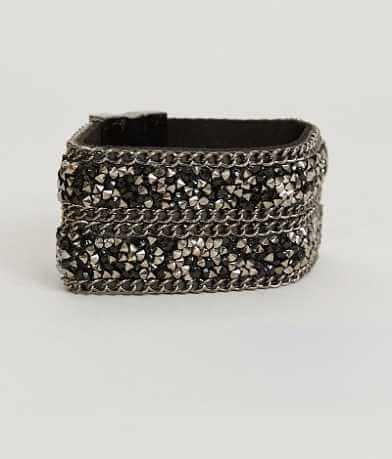 BKE Rhinestone Bracelet