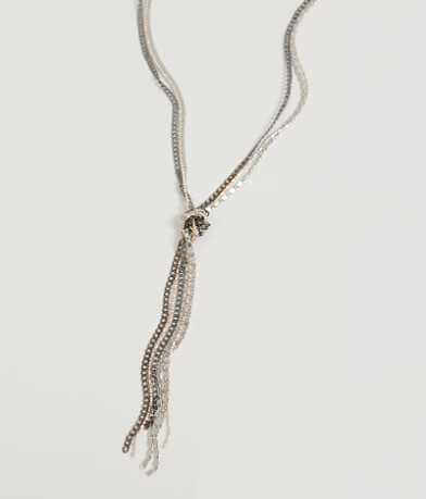 BKE Knotted Necklace