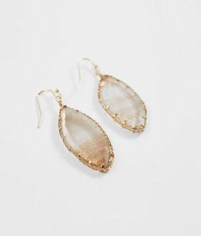 BKE Opaque Stone Earring