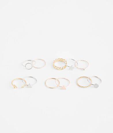 BKE Mixed Ring Set