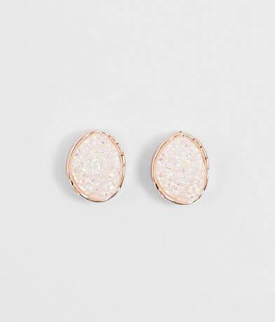 BKE Druzy Earring