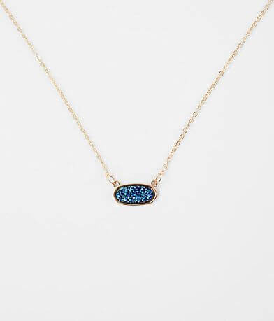 BKE Druzy Necklace