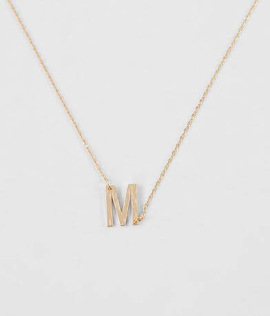 BKE M Necklace