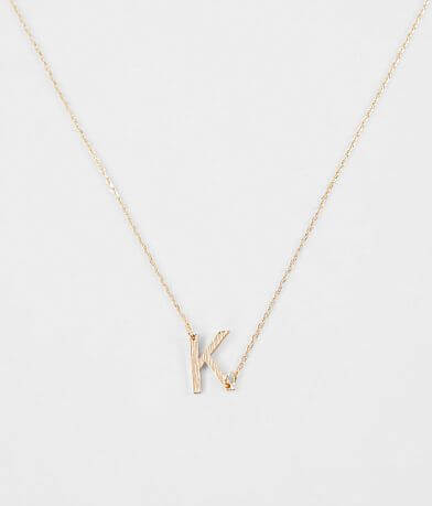BKE K Necklace