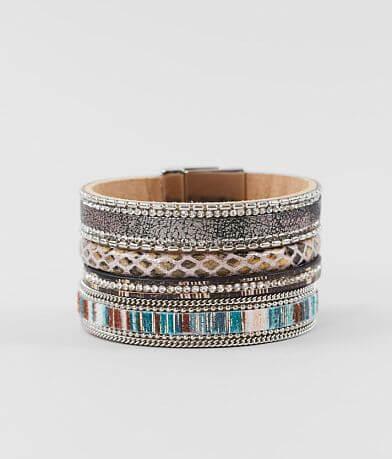 BKE Rhinestone Glitz Bracelet
