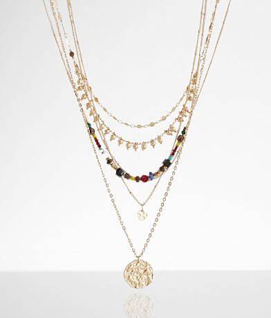 BKE Beaded Necklace Set