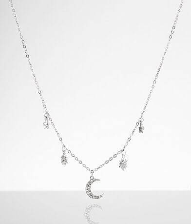 BKE Dainty Celestial Necklace