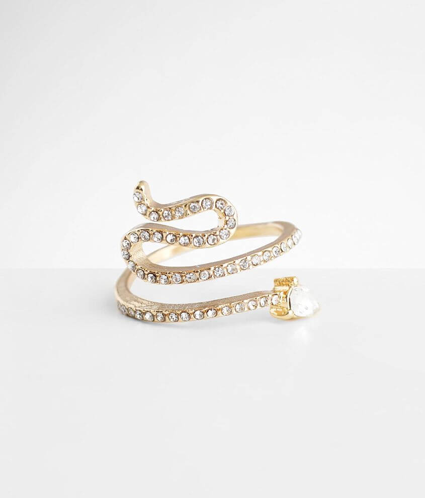 BKE Snake Ring front view