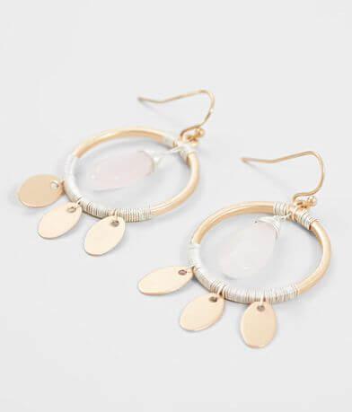 BKE Semi Precious Stone Earring
