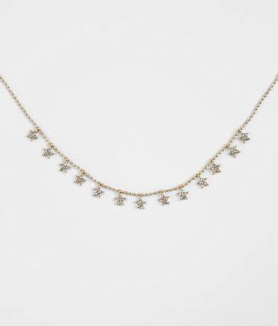 BKE Glitz Dainty Necklace