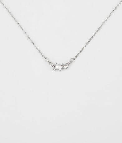 BKE Dainty Glitz Necklace