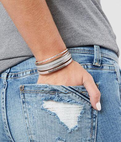 BKE Metallic Bracelet