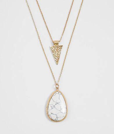 BKE Arrow Necklace Set