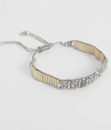 BKE Seed Bead Bracelet