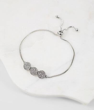 BKE Druzy Glitz Bracelet