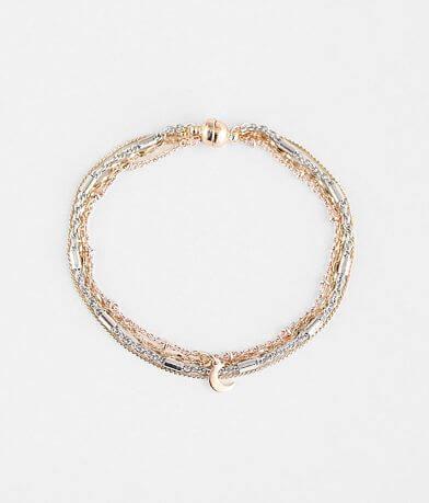 BKE Mixed Metal Bracelet