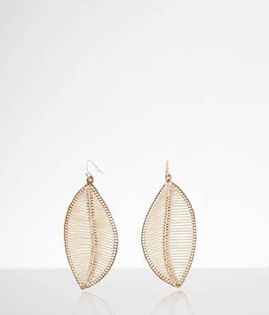 BKE Thread Wrapped Earring