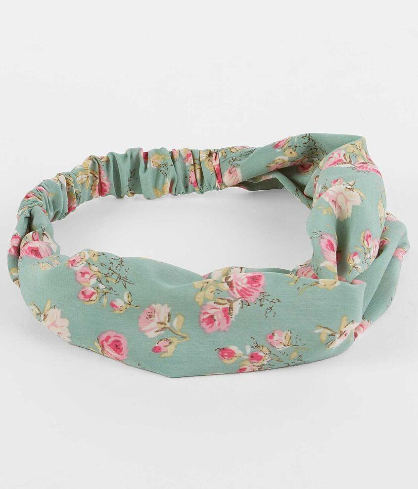 Daytrip Floral Headband front view
