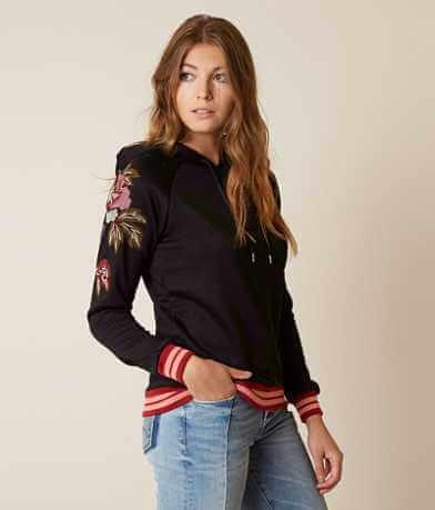 Romeo + Juliet Couture Hooded Sweatshirt