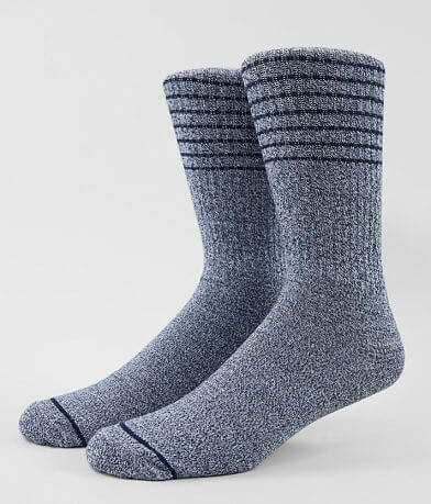 BKE Striped Crew Socks