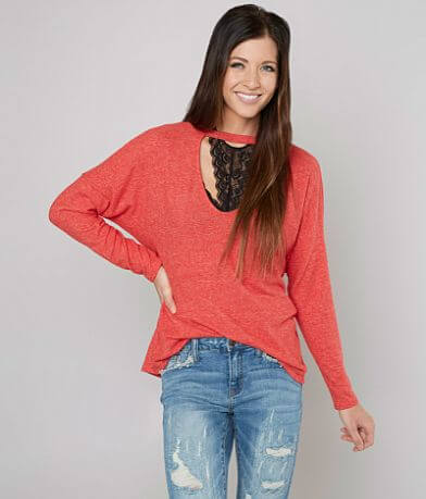 Daytrip Fleece Top