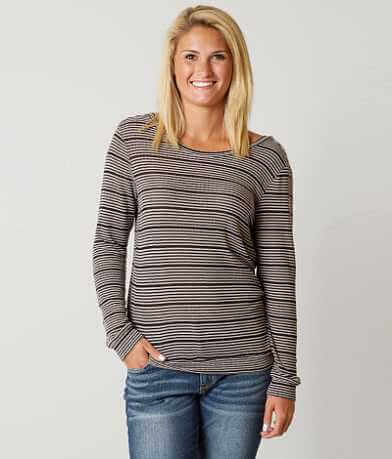 willow & root Striped Top