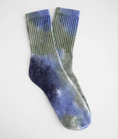 BKE Tie Dye Socks