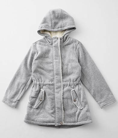 Girls - Urban Republic Hooded Trench Coat
