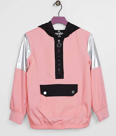 Girls - URBAN REPUBLIC Windbreaker Hooded Jacket